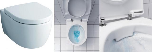 Keramag iCon WC spülrandlos